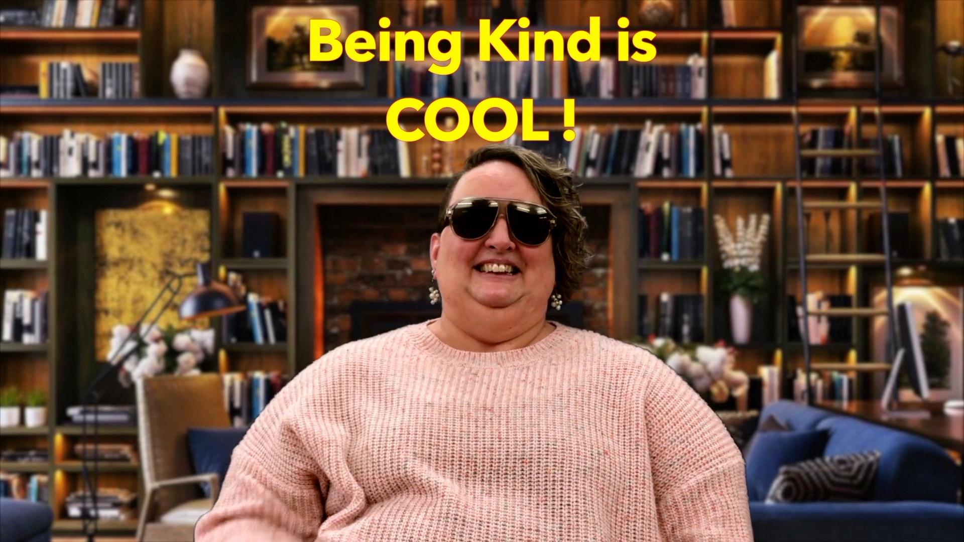 Being Kind is Cool STILL