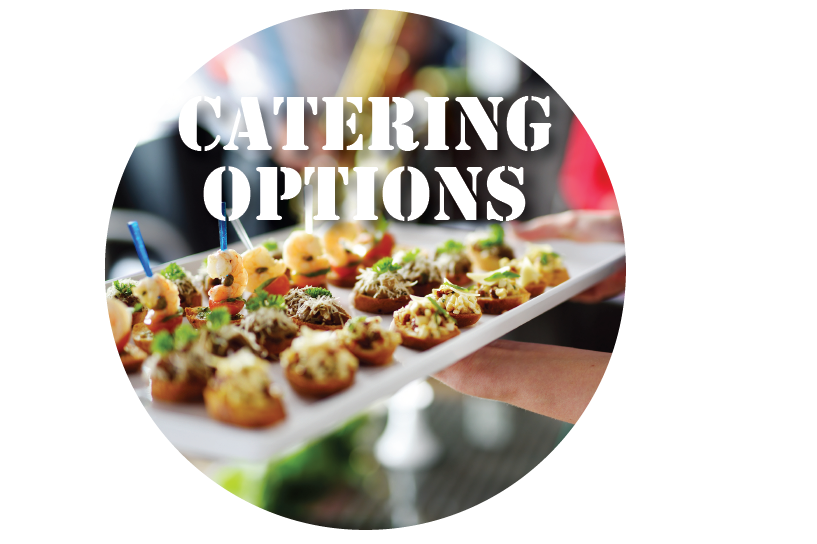 This is an image of catering-- click to option brochure as PDF