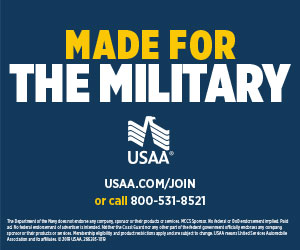 Commercial advertising for USAA
