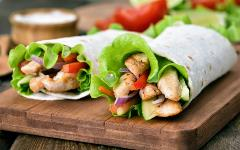 Chick Wraps
