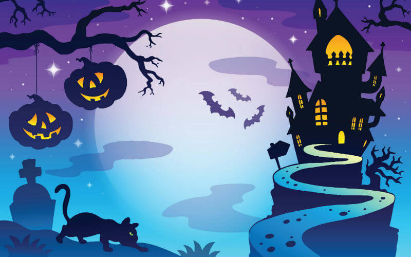 Halloween Cartoon_800x500